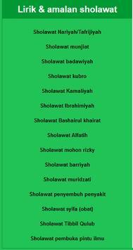 Sholawat Nabi Dan Fadilahnya screenshot 1