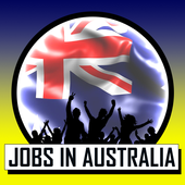 Jobs In Australia icon