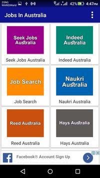 Jobs In Australia screenshot 2