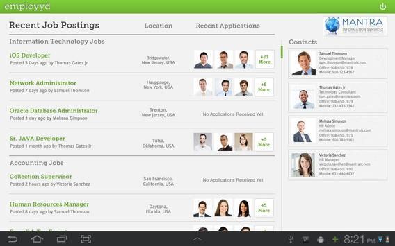 employyd – Hire or Get Hired screenshot 3
