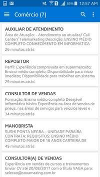 EMPREGO MANAUS screenshot 3