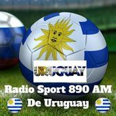 Radio Deportiva Uruguay Gratis icon