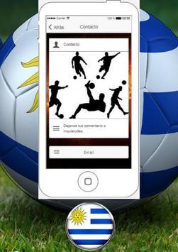 Radio Deportiva Uruguay Gratis screenshot 1