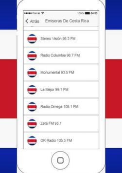 Todas Las Emisoras De Costa Rica screenshot 2