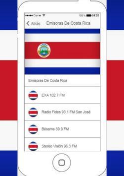 Todas Las Emisoras De Costa Rica screenshot 3