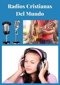 Radios Cristianas Del Mundo screenshot 1