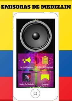 Radios De Medellin poster