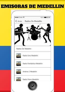 Radios De Medellin screenshot 1