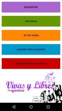Vivas y Libres poster