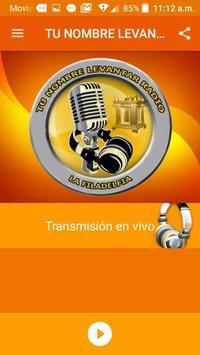 Tu Nombre Levantare Radio screenshot 1
