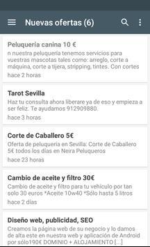 Empresas Sevilla apk screenshot