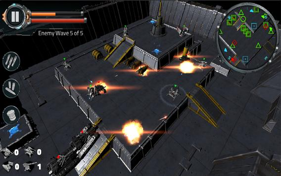 Terminal Dominion apk screenshot