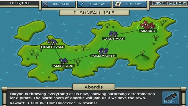 Empires of Arkeia apk screenshot