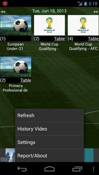 CodeY-soccer highlight for You screenshot 3