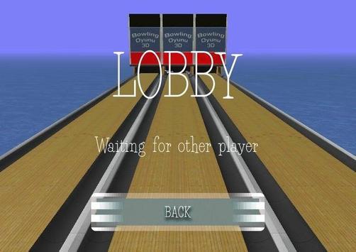 Online Bowling Game 3D apk screenshot