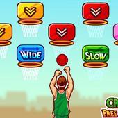 Basketball Game HD icon