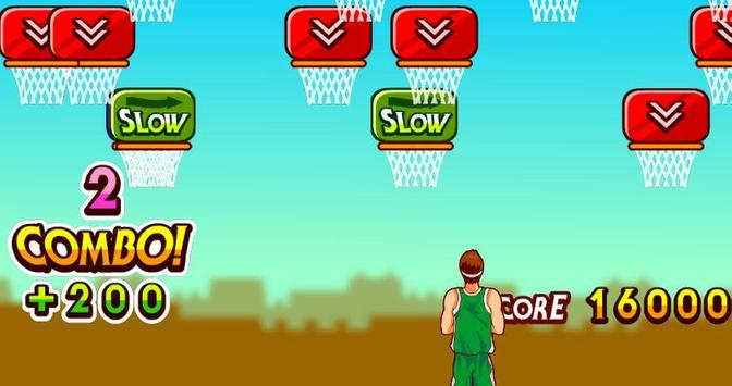 Basketball Game HD screenshot 3