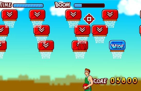 Basketball Game HD screenshot 2