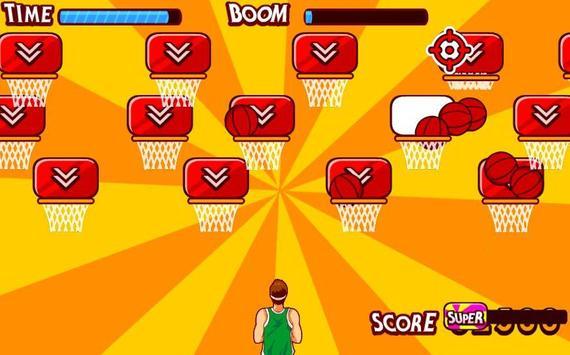 Basketball Game HD screenshot 5