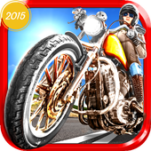 Bike Games - Tight Race 2015 icon