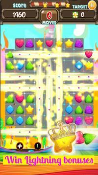 Candy Match 3 Kingdom screenshot 1