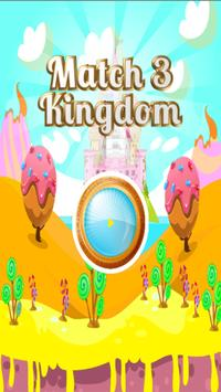 Candy Match 3 Kingdom screenshot 4