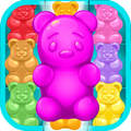 Gummy Bears Crush - gummy bears games