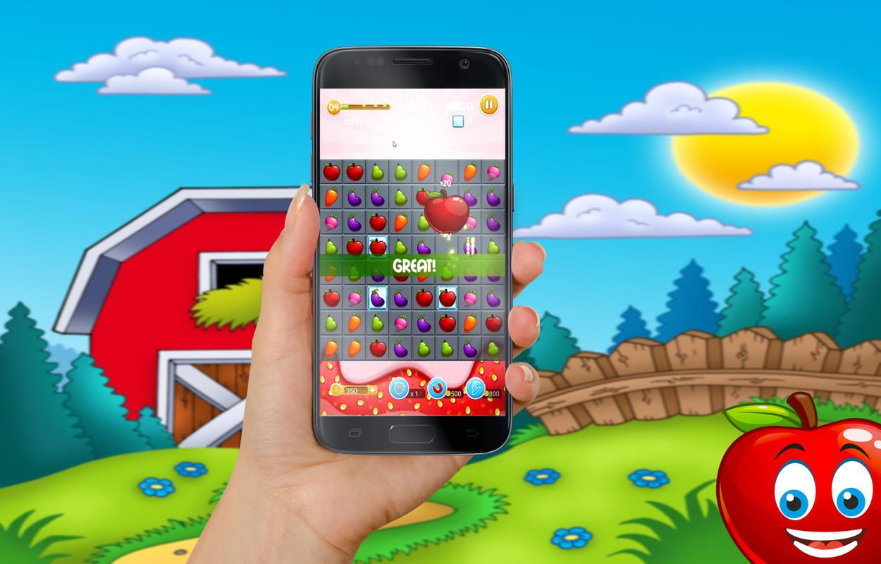 Fruit Pop Crush APK Download - Gratis Santai PERMAINAN untuk Android | APKPure.com