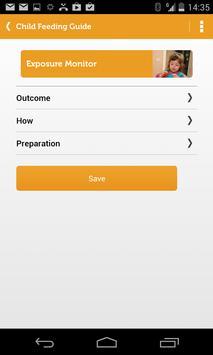 Child Feeding Guide apk screenshot
