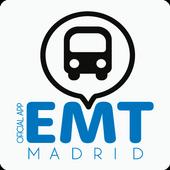 EMT Madrid icon