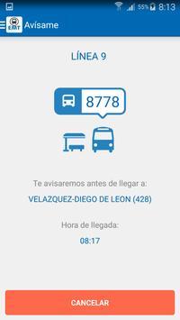 EMT Madrid apk screenshot