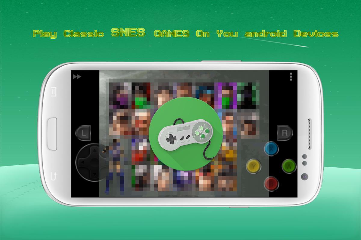 Emulator for SNES Free (🎮 Play Retro Games 🎮 ) APK ...