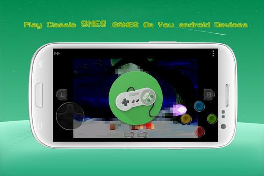 Emulator for SNES Free (🎮  Play Retro Games 🎮 ) apk screenshot