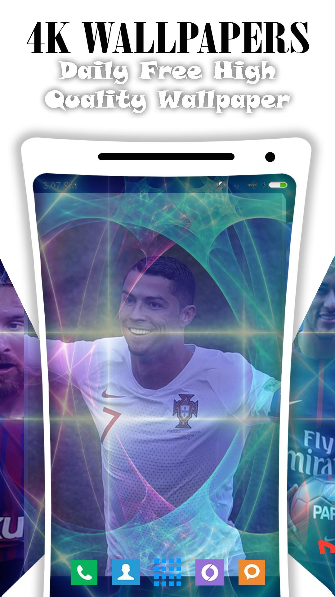 Football Cristiano Ronaldo Messi Wallpapers For Android Apk Download