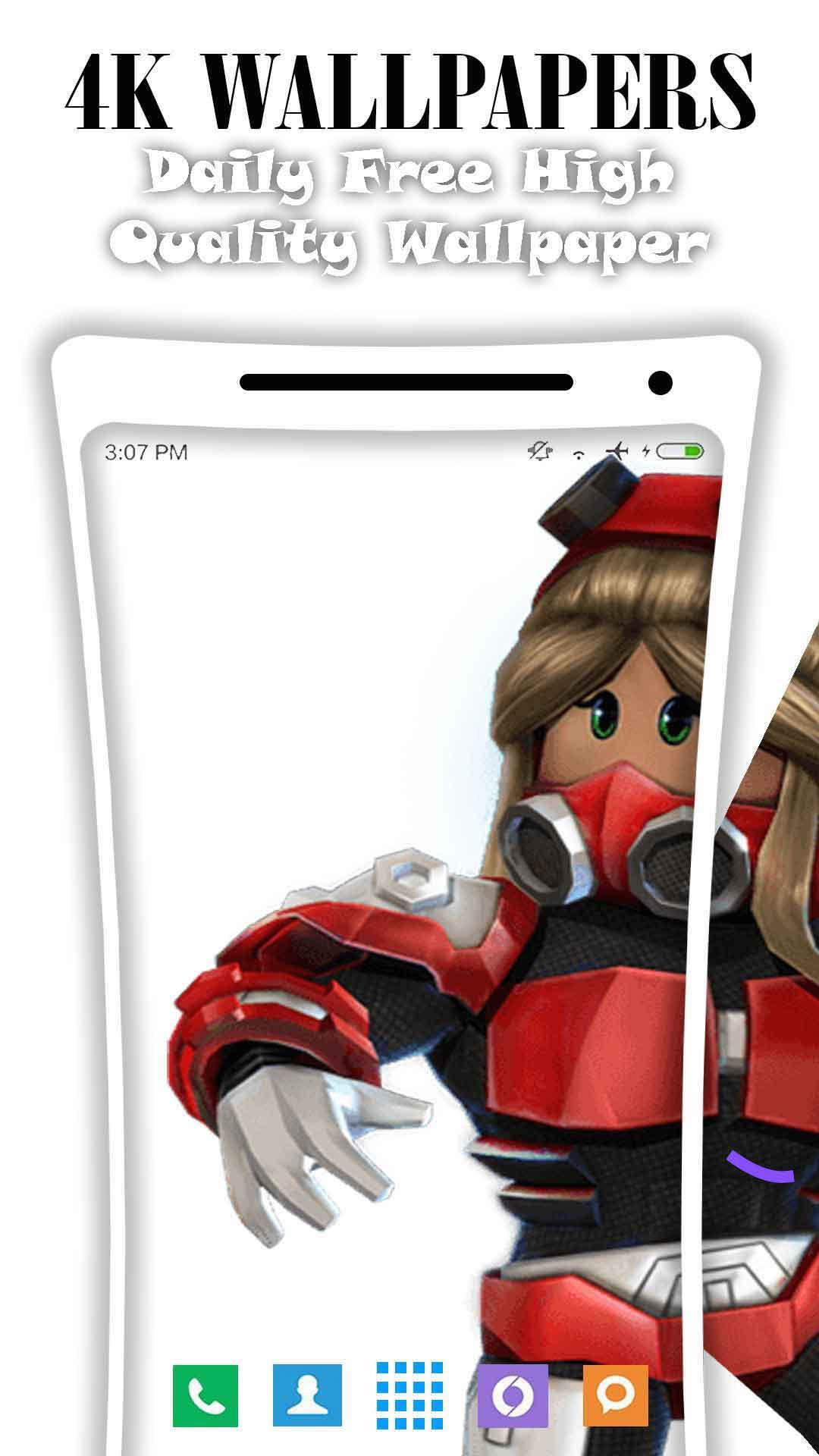 Wallpapers For Roblox And Robux Free And Uhd For Android Apk