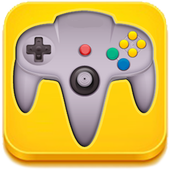 Fire-N64 icon