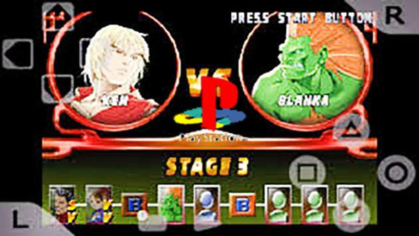 emulator ps1 for android