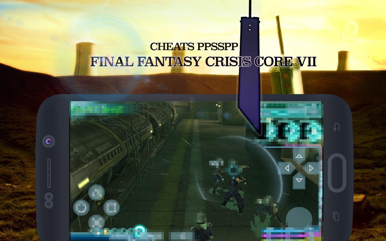 crisis core final fantasy viii psp