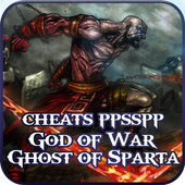 Cheats PPSSPP God of War Ghost of Sparta for Android - APK