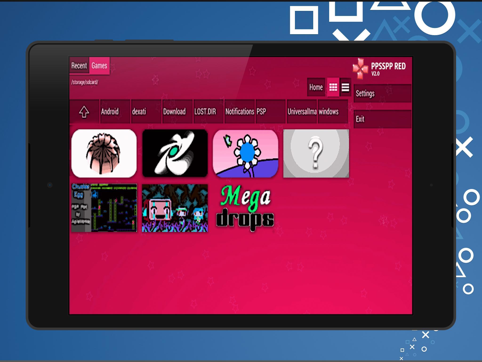 download emulator psp for android