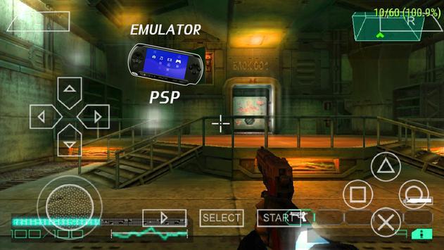 Emulator For PSP 2018 screenshot 1