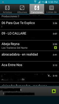 Box-Music (Reproductor de Música) apk screenshot