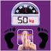 معرفة وزنك بالبصمة