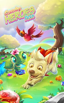 Candy Heroes Pets screenshot 12