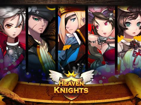 Heaven Knights apk screenshot