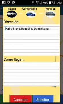 Lopez de Vega Taxi screenshot 3