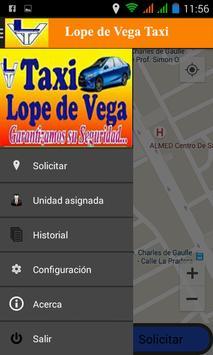 Lopez de Vega Taxi screenshot 1