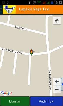 Lopez de Vega Taxi screenshot 2