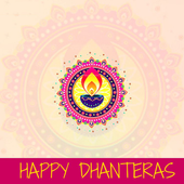 Happy Dhanteras Wishe Greeting Walpapper Sms Image icon