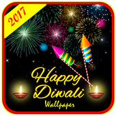 Diwali Greetings SMS Wishes Wallpapers Images icon
